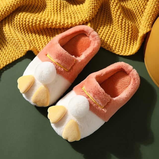 Cute Slippers (6 Colors)
