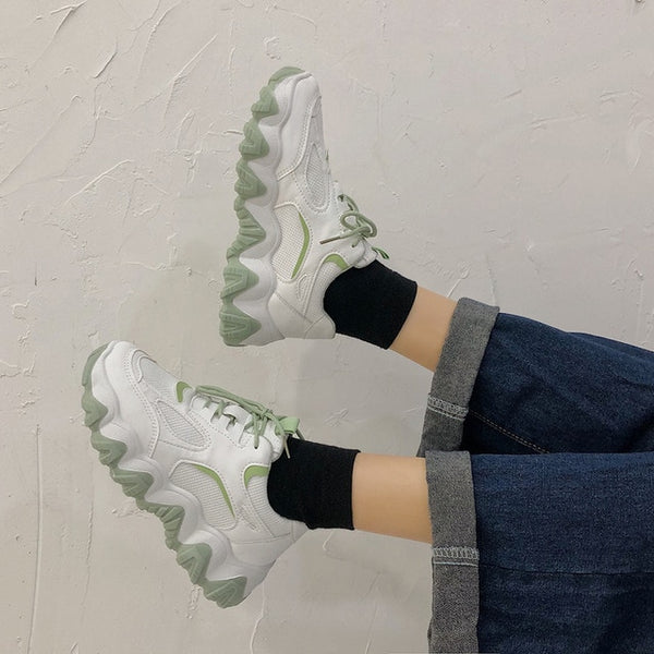 Chunky Sneakers (3 Colors)