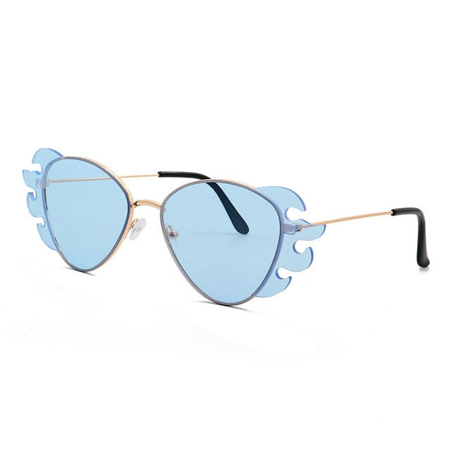 Flame Sunglasses (4 Colors)