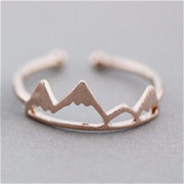 Rockies Fem Things Rose Gold Plated