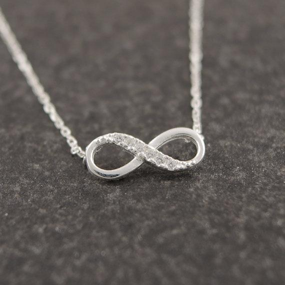 Infinity Necklace Fem Things