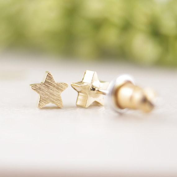 Star Girl Fem Things 18K Gold Plated