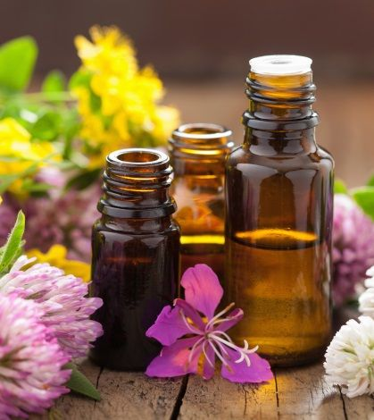 Why we use Essential Oils in our Candles and not Fragrance Oils