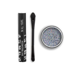 Glitter Lips Kit - DISCO KISS GO