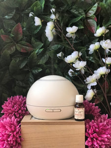 PERFECT PAIR - Home Diffuser and Essential Oil Blend
