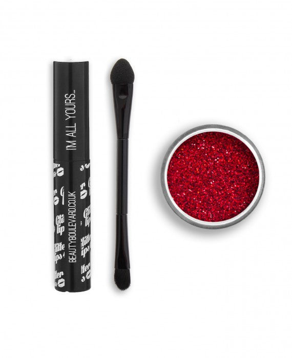 Glitter Lips Kit - RUBY SLIPPERS