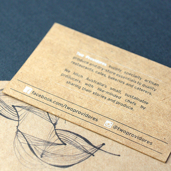 Business Cards - Celloglazed