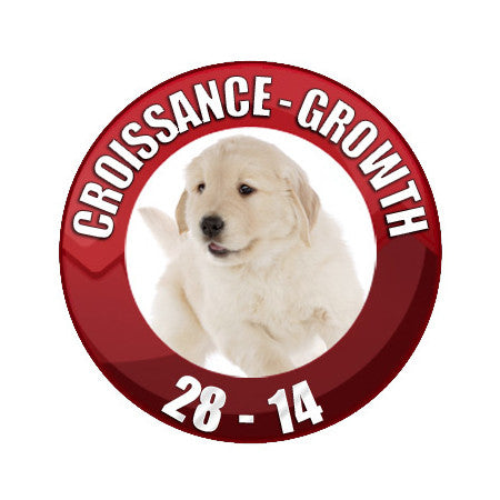 Growth for Puppies