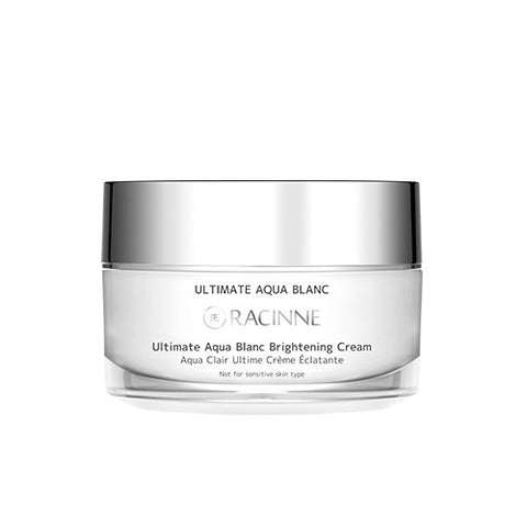 ULTIMATE AQUA BLANC BRIGHTENING CREAM