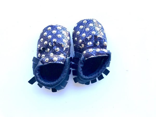Baby Moccains - Black Stud