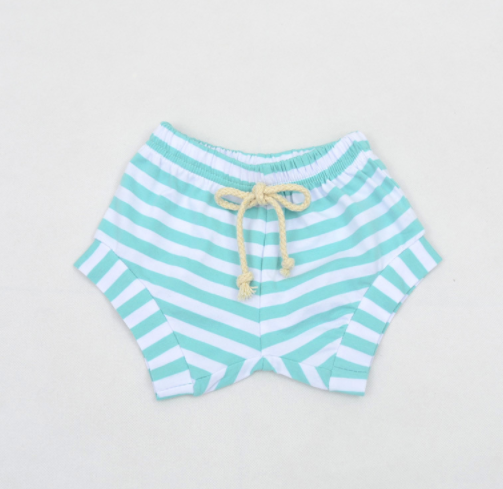 Aqua Kids Striped Shorts