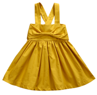Baby/Toddler Yellow Dress