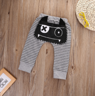 Baby/Toddler Monster Leggings