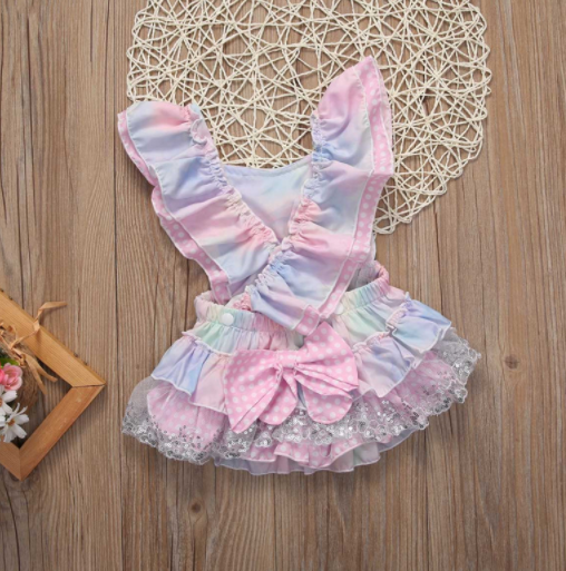 Baby/Toddler Unicorn Romper
