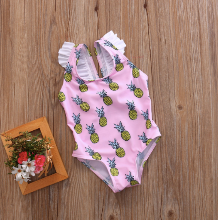 Baby/Toddler Pink Pineapple