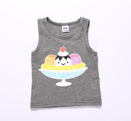 Baby/Toddler Sundae Shirt