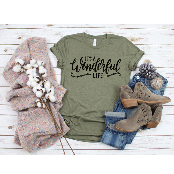 It's a Wonderful Life Women's Graphic Tee