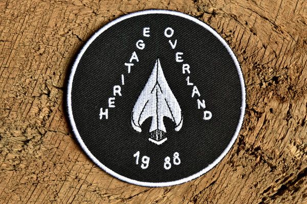 Heritage Overland Patch