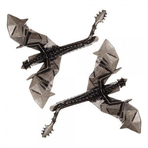 Hungarian Dragon Hair Clips