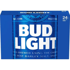 355ML Bud Light 24 Can Ctn