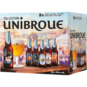UNIBROUE SUMMER COLLECTION 12