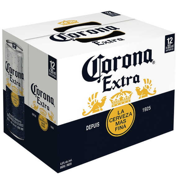 CORONA SLEEK CAN 12 CAN