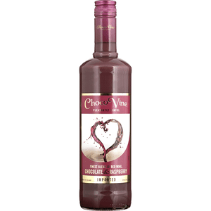 CHOCOVINE RASPBERRY-CHOCOLATE 750 ML