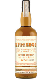 SPICEBOX CANADIAN SPICED WHISKY 750 ML