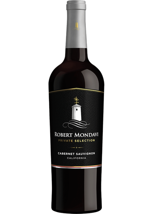 MONDAVI PRIVATE SELECTION CABE