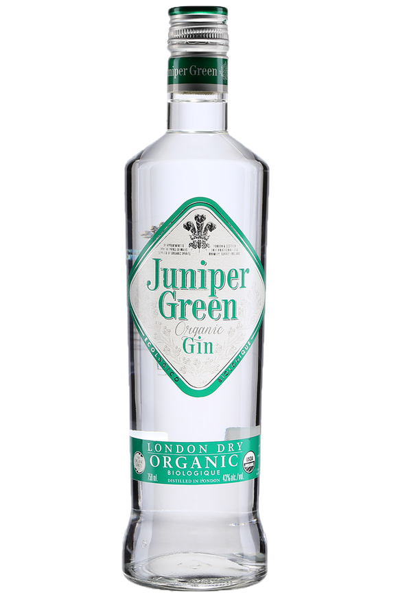 JUNIPER GREEN ORGANIC LONDON D