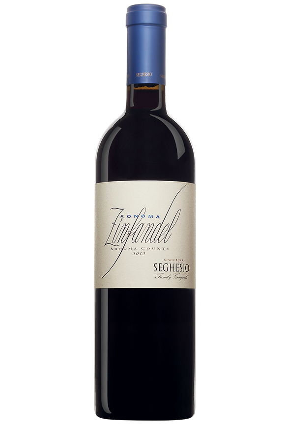 SEGHESIO ZINFANDEL 750 ML