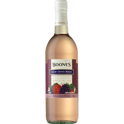 BOONE'S SNOW CREEK BERRY