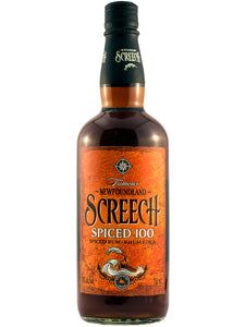 SCREECH SPICED 100 RUM 750 ML