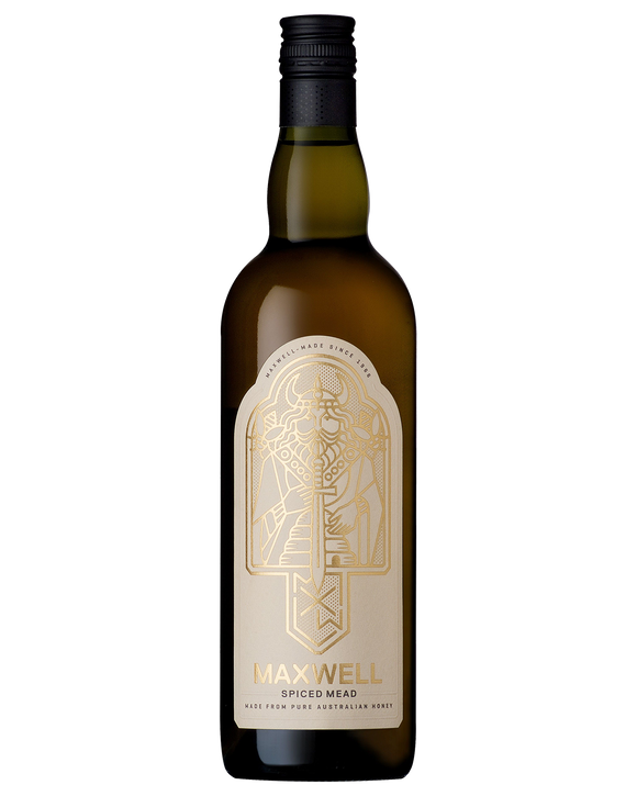 MAXWELL SPICED MEAD 750 ML
