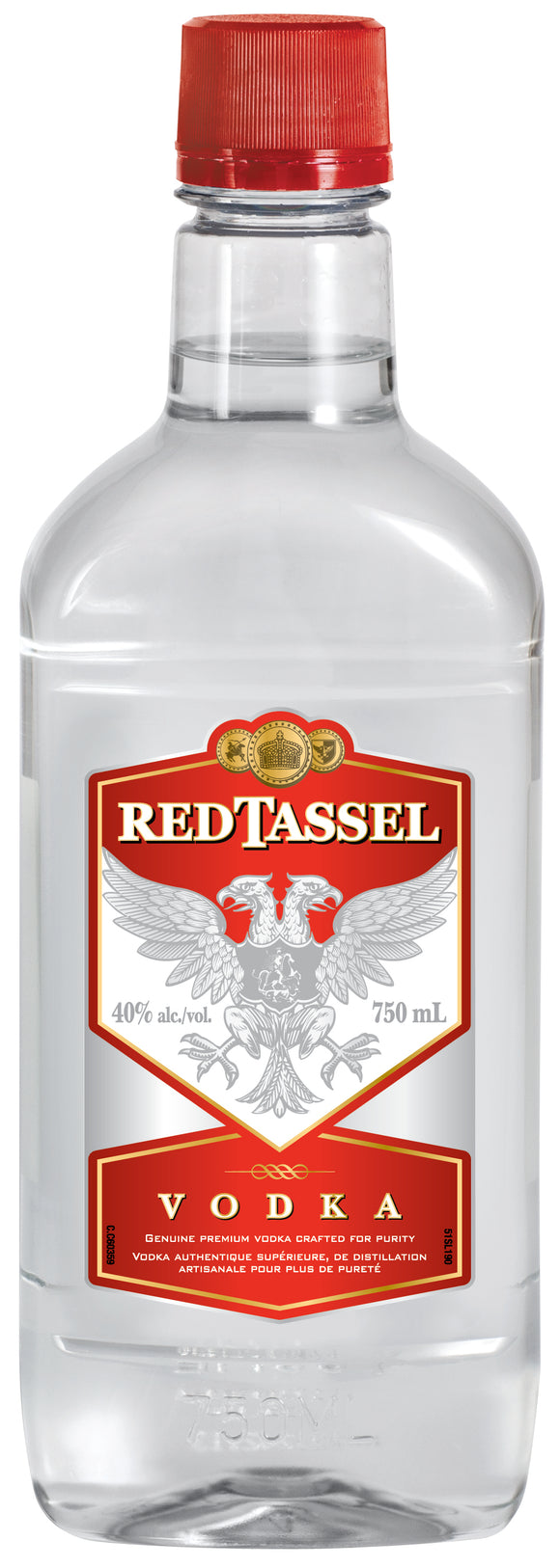 RED TASSEL 750 ML