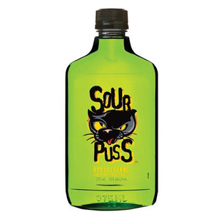 SOUR PUSS - SOUR APPLE 375 ML