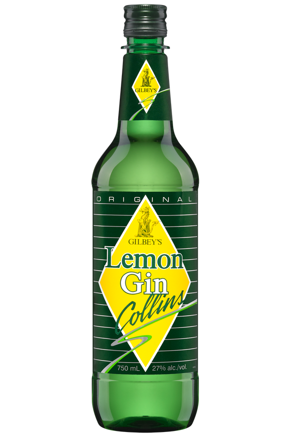 GILBEY LEMON COLLINS 750 ML