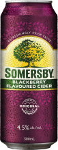 SOMERSBY BLACKBERRY CIDER 500M