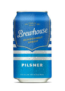 BREWHOUSE PILSNER 36X355ML CAN