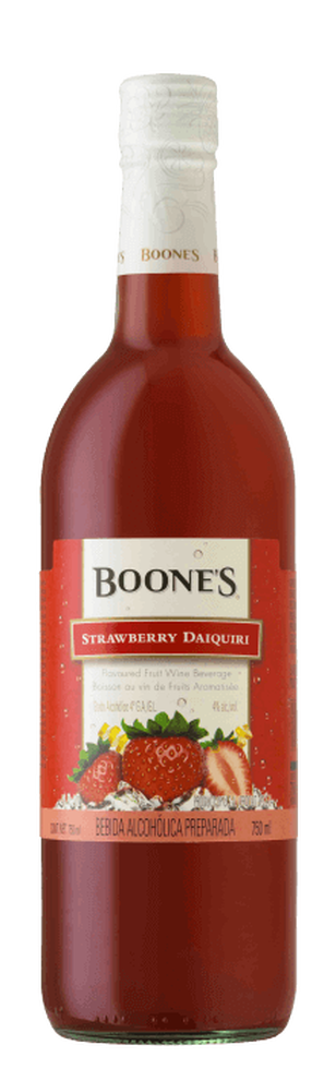 BOONES STRAWBERRY DAIQUIRI