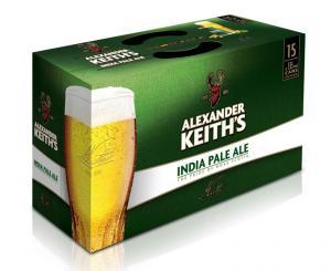 Alex Keith 15 Can Ctn 355ML
