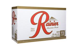 RAINIER 15 PCK CANS
