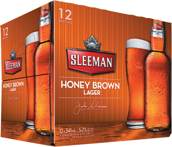 SLEEMAN HONEY BROWN 12 BTL