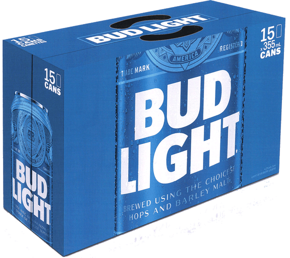 Bud Light 15 Can 355ML