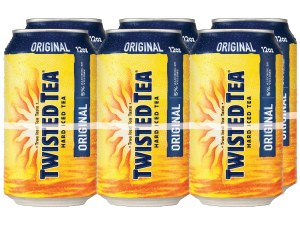 TWISTED TEA ORIGINAL HARD ICED