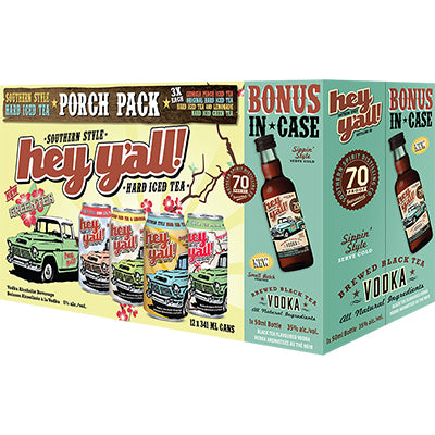 HEY Y'ALL PROMO PORCH PACK