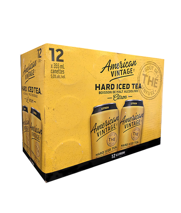 AMERICAN VINTAGE HARD ICED TEA