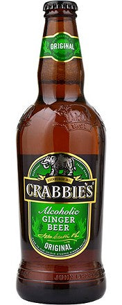 CRABBIES ALCOHOLIC GINGER 500