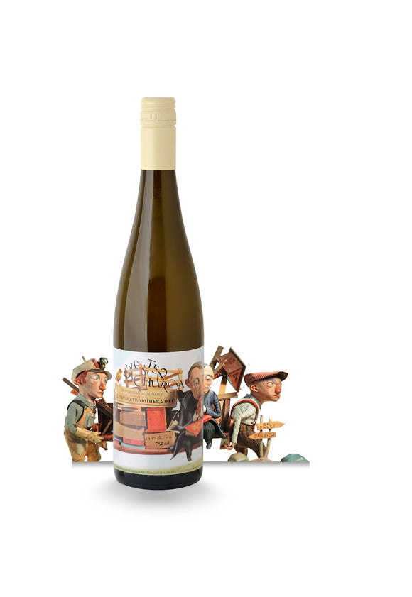 Blasted Church Gewurztraminer