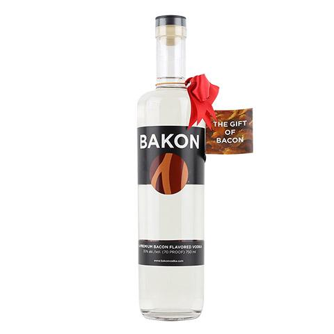 BAKON VODKA - BACON FLAVORED V